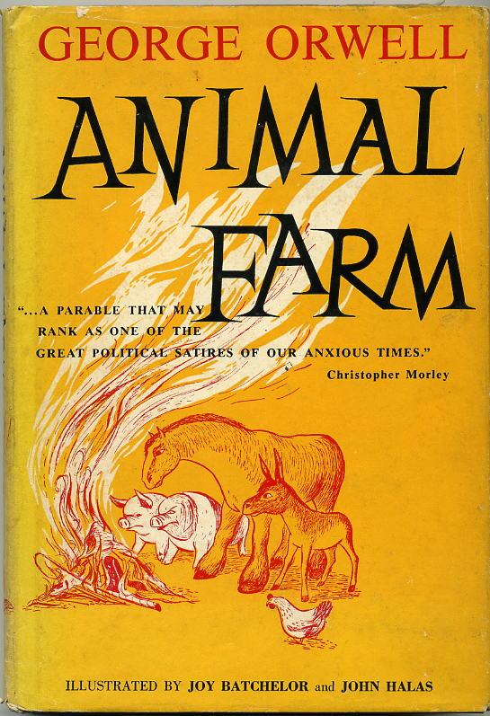 book reportanimal farm