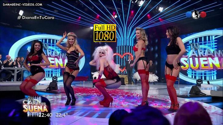 Julieta Perez Cieri hot limgerie brunette damageinc videos HD