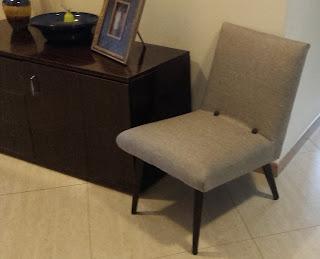 jak samemu odnowić stary fotel
