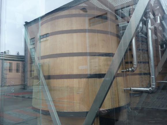 Шабо. Центр культуры вина. Отделение элитных вин