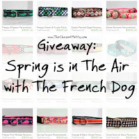Giveaway: Spring is in The Air with The French Dog