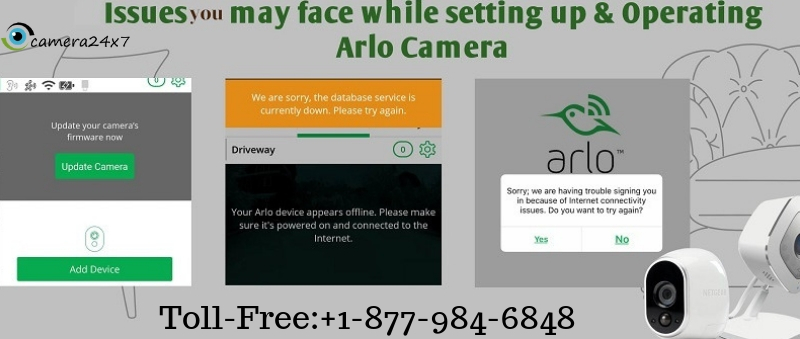 What are Essential Points to Remember While Setting Arlo Security