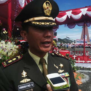 Kembali Terulang Anggota TNI Terluka Diserang Kelompok OPM di Puncak Jaya, Papua