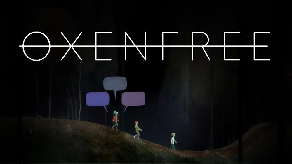 Oxenfree PC Game Download Poster