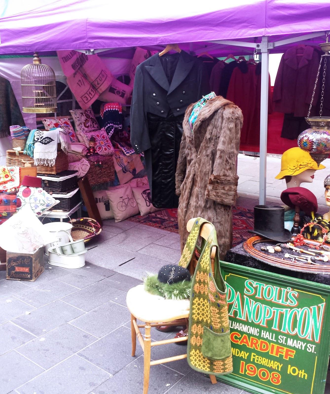 Cardiff Street Market
