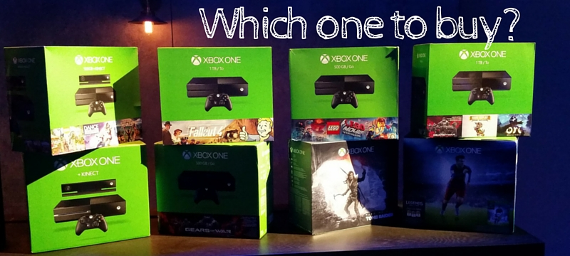 Xbox One Bundle Deals