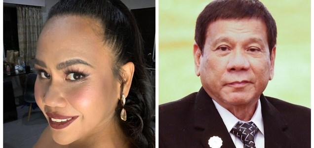 LOOK: Singer Bituin Escalante thumbs down to Duterte's legacy: Binalik niya ang Polio sa bansa | Pinoy Trend
