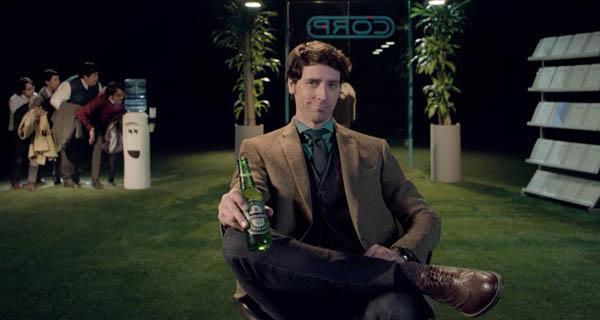 Un jefe de Champions Heineken