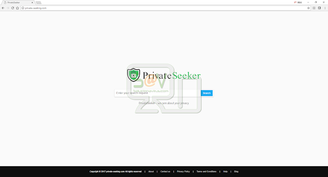 Private-seeking.com (Hijacker)