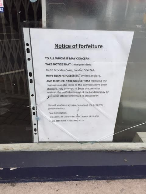 forfeiture notice template - brockley central breaking bad the online home for all