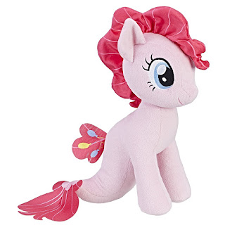 My Little Pony the Movie Princess Pinkie Pie Sea-Pony Cuddly Plush