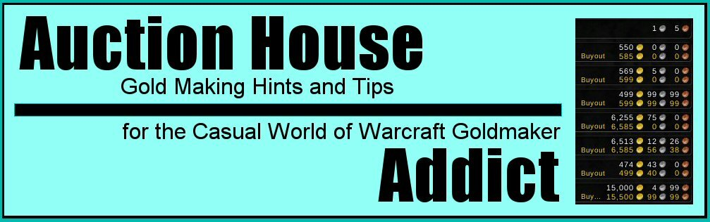 Auction House Addict