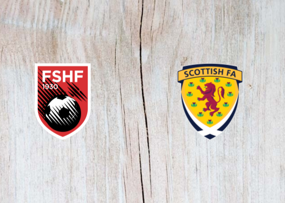 Albania vs Scotland - Highlights 17 November 2018