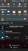 Upgrade LG G Pro lite D686 Kitkat