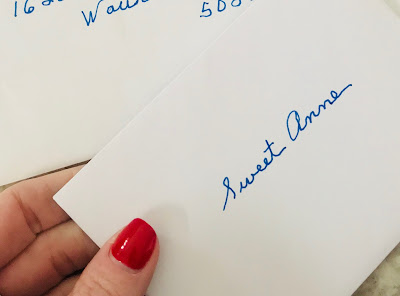 Handwritten Notes from Loved Ones
