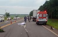 Mãe e filho morrem atropelados ao pedirem ajuda em rodovia, diz polícia