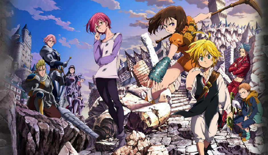 Seven Deadly Sins 2nd Season Image Features Better Look At Meliodas Brother.
