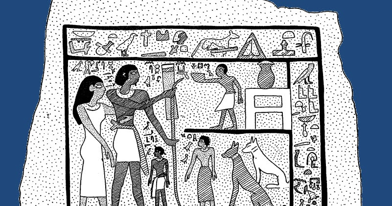 Famous Pharaohs Pan Grave People And Culture
