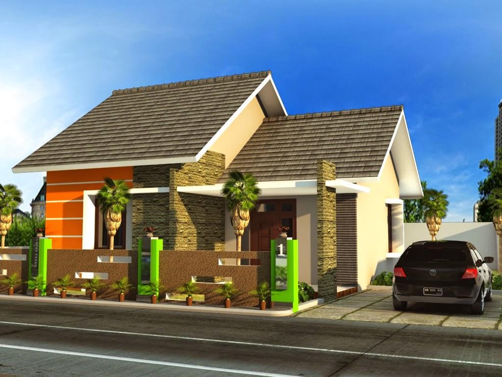 Belajar Curat Coret Tipe Tipe Rumah Modern Indonesia Saat Ini