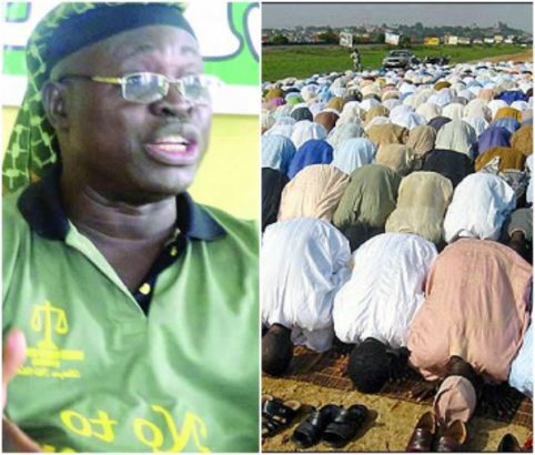 Nigerian Muslims demand their own new year holiday, say January 1st is for false God of Rome