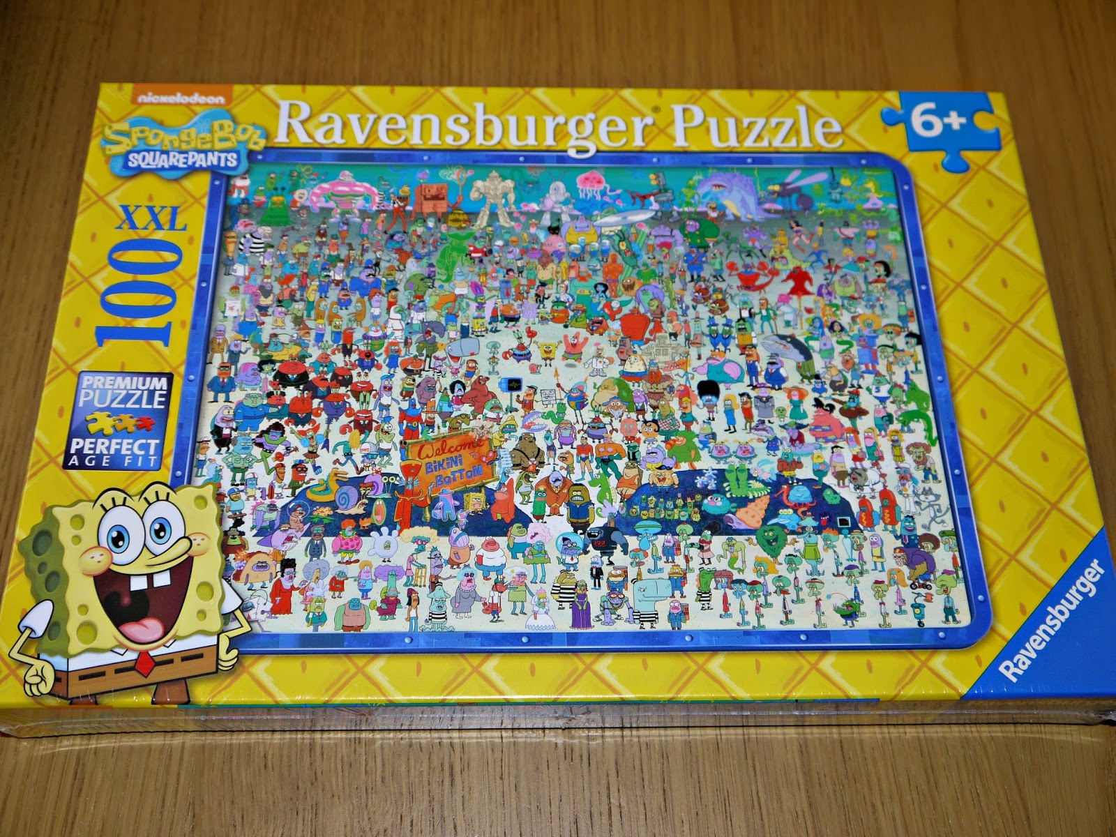Inside the Wendy House: Ravensburger Spongebob Squarepants ...