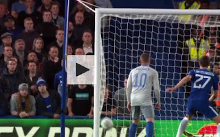 Chelsea vs Everton 2-1 Video Gol & Highlights - Piala Liga Inggris