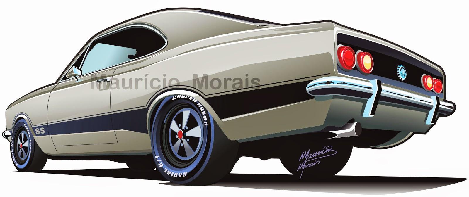 Mauricio Morais Desenho De Carro