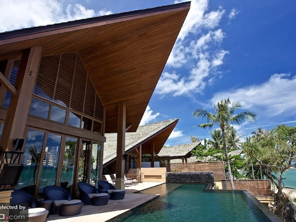5 stunning family villa in Samui for a restful holiday