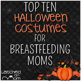 Breastfeeding Costumes