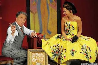 Théâtre : Faisons un rêve, de Sacha Guitry - Avec Nicolas Briançon, Marie-Julie Baup - Théâtre de la Madeleine