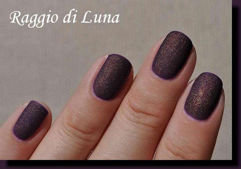 Raggio di Luna Nails: BP UV gel polish Matte Series n° 3941
