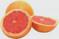 Grapefruit is used for cleaning your body from toxins