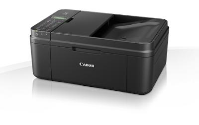 Free download driver for Printer Canon PIXMA MX495