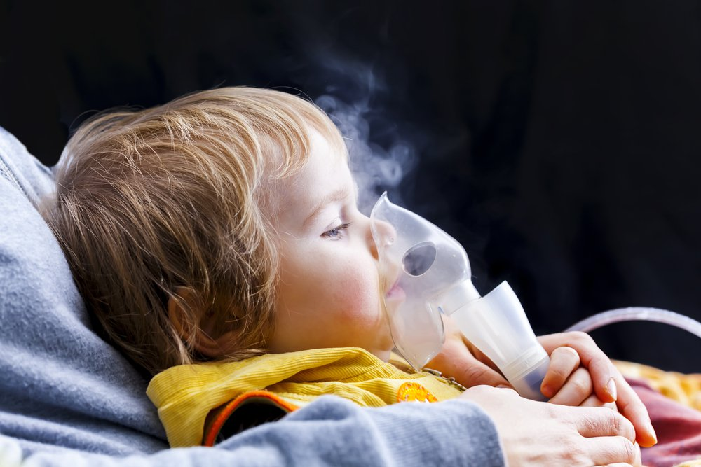 Jak zrobić dziecku inhalację bez płaczu?