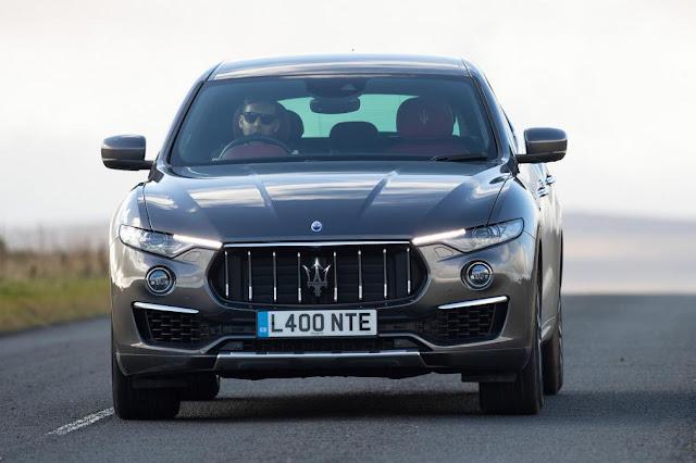 Maserati Levante V6 petrol 2018