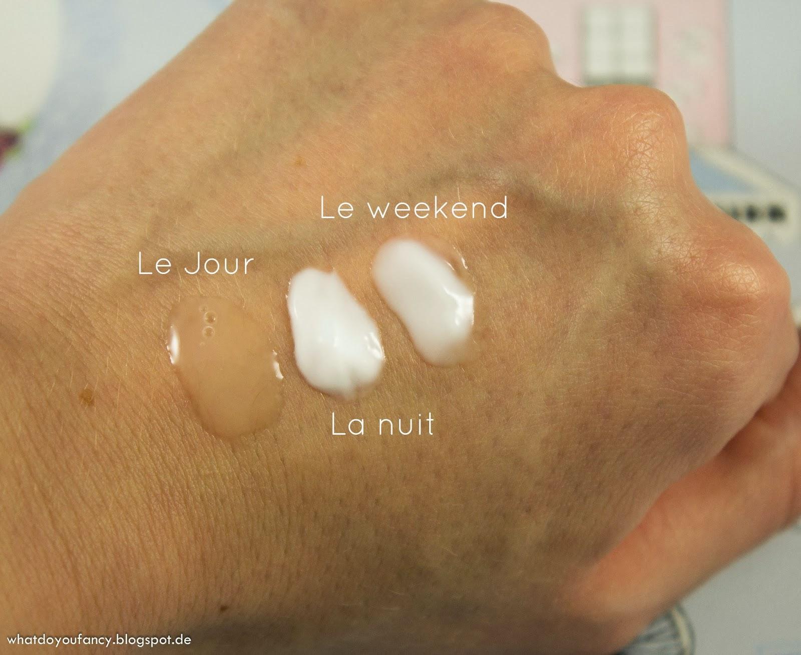 Le Jour, La Nuit, Le Weekend de Chanel