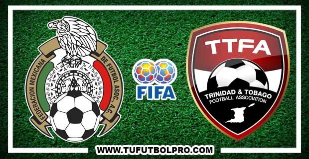 Ver México vs Trinidad y Tobago EN VIVO Por Internet Hoy 6 de Octubre 2017