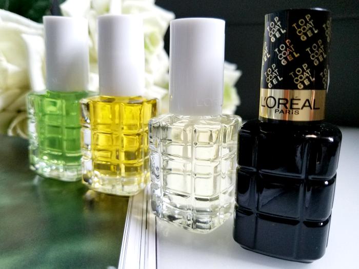L´Oréal Paris - Manicure à L´Huile & Le Vernis Gel Ultime Nail Care Produkte madame keke
