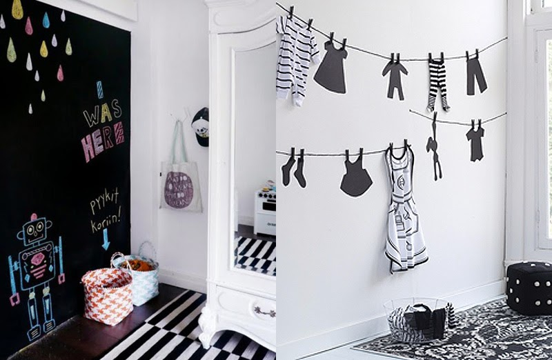 Ideas de cmo decorar un dormitorio infantil en blanco y