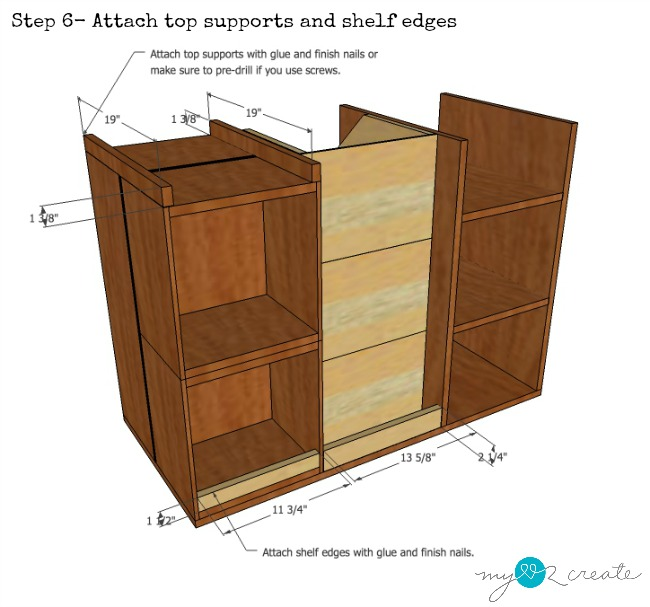 make a kitchen island cabinets riverside ca with pantry storage my love 2 create build an awesome crates and pallet free plans