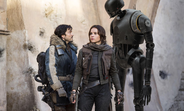 Review: ROGUE ONE: A STAR WARS STORY (2016)