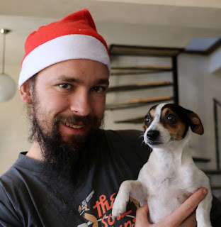 Happy Christmas from The Beard and Louise