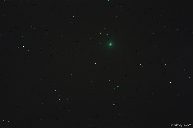 Comet C-2013 X1 PanSTARRS from January 2016 -  Wendy Clark