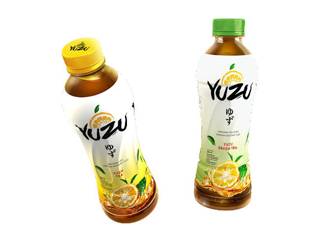 Kualitas Minuman Teh Rasa Buah Citrus