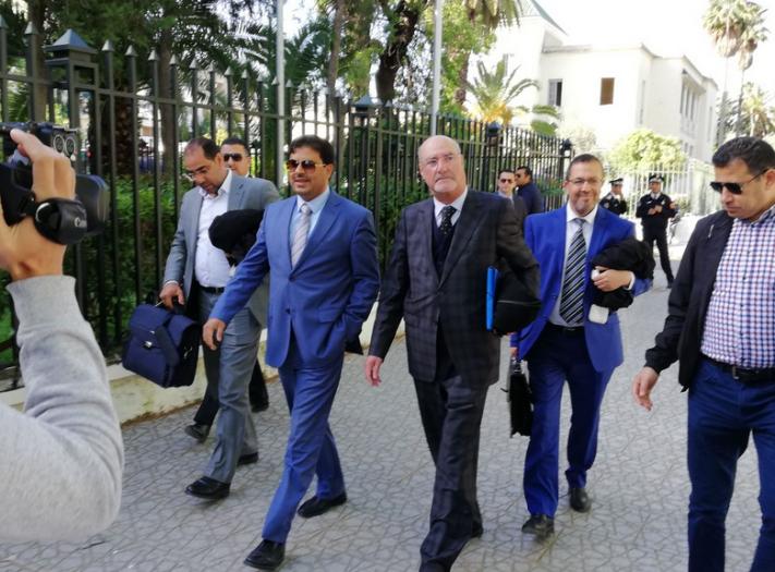 تأجيل محاكمة حامي الدين إلى 19 مارس