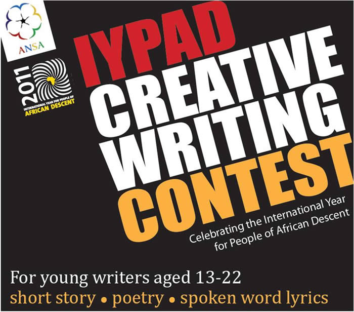 IYPAD Creative Writing Contest: Celebrating the International Year for People of African Descent (Canada)