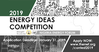NEF 4th Energy Innovation Challenge Competition 2019 [Win $5000 Investment Funds]