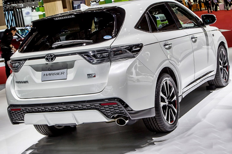 2018 Toyota Harrier Hybrid Review And Rumors | Auto Toyota Review
