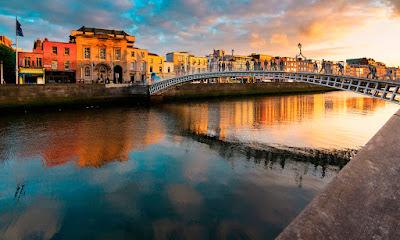 viaje de estudios a Dublin