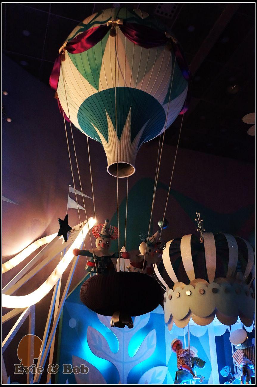 東京迪士尼樂園 小小世界 It's A Small World & 小木偶奇遇記 Pinocchio